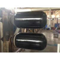 China 250 Bar Type 2 Compressed Natural Gas Cylinders with Carbon Fiber Wrapped EN12257 on sale
