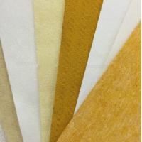 Buy cheap P84 Needle Felt Filter Cloth Acid Resistant With High Efficiency Dust Cleaning from wholesalers