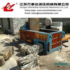 China China Hydraulic balers on sale