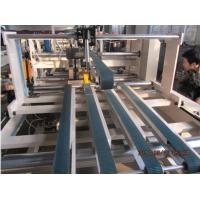Vacuum Feeding Carton Folder Gluer Automatic Corrugated Box Making Machine Manufactures