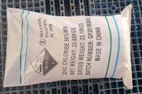 Export ZInc Chloride 96% Min to Thailand Manufactures