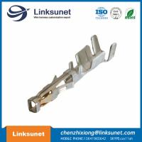 MOLEX 43031 - 0001 , 20 - 24 AWG Male Crimp Terminal With Tin Plated Phosphor Bronze Contact Manufactures
