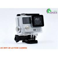 High Definition Sj4000 Waterproof Sports Action Camera With Remote Control Manufactures