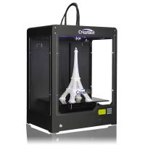 Metal Frame Dual Extruder 3D Printer 400*300*520 Mm Big Printing Size Manufactures