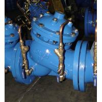 High Performance sanitary stainless steel JD745X Water Control Valve at competitive price Manufactures