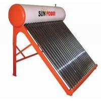 China Integrated Solar Water Heater on sale