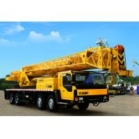 Durable 60 Tons QY60K Truck Crane With 2060kN.m Base Boom Manufactures