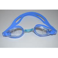 2013 professional waterproof one-piece cheap swimming goggles Manufactures