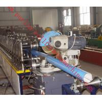 Downspouts Roll Forming Machine Color Steel Coils For Rainwater Downpipe / Rain Gutter Manufactures