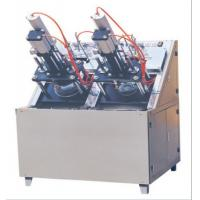 0.6 MPA Air Source Paper Cup Making Machine 40 - 60 Pcs / Min Customize Electricity Manufactures