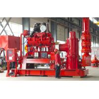 Carbon Steel UL Listed Fire Pumps / 500 Gpm Jockey Diesel Fire Fighting Pumps Manufactures