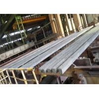 China AISI ASTM Alloyed Mild Steel Billets Bars Grade SS400 Continuous Casting on sale