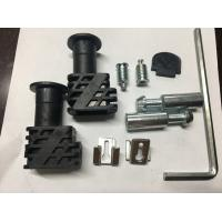 Black Wall Closestool Toilet Installation Hardware With Electroplating Surface Treatment Manufactures