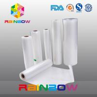 China 8X50' PA/PE Material Vacuum texturesealer saver rolls with Smooth side and Channel/embossed Side on sale