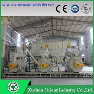 Biomass Pellet Fuel Production Line/Biomass Pellet Plant/Pellet Plant Manufactures