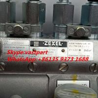 ZEXEL 6BT5.9 4063844 Excavator Fuel Pump  6738-71-1520 / Excavator for Komatsu Manufactures
