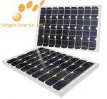 135W Mono Solar Panel Manufactures