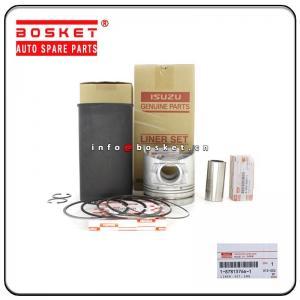 Buy cheap Isuzu 4HK1 6HK1 XD Engine Cylinder Liner Set 1-87813766-1 1-87813766-2 5 from wholesalers