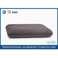 Hotel Comfort Bamboo Charcoal Memory Foam Pillow With Antimicrobial , Ventilated Manufactures