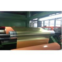 China Air Conditioner Aluminum Coil , Heavy Gauge Aluminum Foil 0.08-0.15mm Thickness on sale
