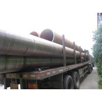 Boiler Seamless Carbon Steel Pipe , Round Steel PipeASTM A106 Grade A Hot Finished