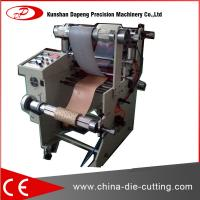 automatic adhesive paper and films roll to roll laminating machine Manufactures