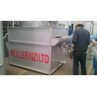 High Performance Industrial Marley Fluid Cooler Small Space Occupancy for sale