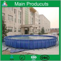 China China Factory Price Agriculture Fish Tank Foldable Water Tank on sale