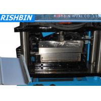 Clip Lock Profile Roof Panel Roll Forming Machine with 1.0 mm Zinc and Prepainted Steel Manufactures