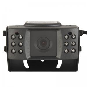 China Metal Box 600 tvl High Resolution vehicle mounted cameras with audio optional on sale