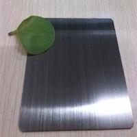 China supplier hairline black color stainless steel sheet 304 430 grade 4x8 size Manufactures