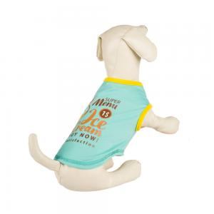 China 2020 Summer Hot Fashion Design Wholesale Lovable Dogs Pet Dog Shirt Clothes Custom on sale