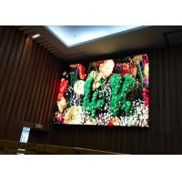 China Full Color Indoor Fixed LED Display / LED Panel for Concert  / TV Station on sale