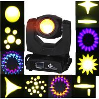 230w 7r Stage LED Disco Lights / Club disco Light Beam Moving Head Effect Manufactures