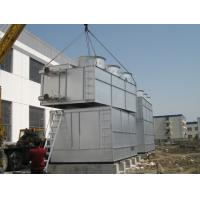 Crossflow Industrial Water Cooling Towers Automatic Temperature Control Manufactures
