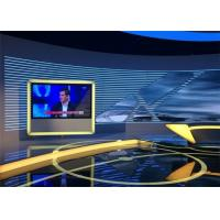 China Alluminum Nation Star LED Advertising Screen For Studio Room Background on sale
