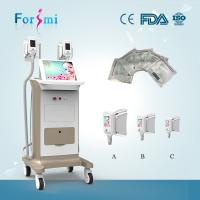 China no pain non surgical free fat Cryolipolysis slimming machine weight loss body contouring on sale