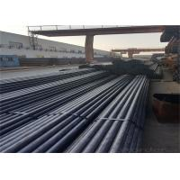 Black Seamless Carbon Steel Pipe Round Shape Alloy Steel OEM Service Manufactures