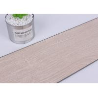 PVC Stone Patterned Vinyl Flooring Laminate Low Shrinkage With 0.3mm Wear Layer Manufactures