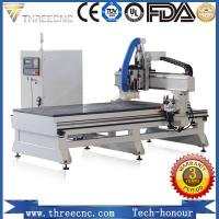 Buy cheap China manufacturer CNC router automatic tools changer machine for Furniture production TM1325D. THREECNC from wholesalers