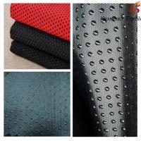 China Polyester Dotted Oxford Fabric for Bath Mat/Anti-Slip Glove on sale