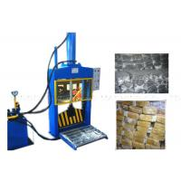 2019 Hot Sale XQL-80 Recycling Car Tires Hydraulic Rubber Cutting Machine for Africa Market Manufactures