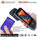 4.5 inch 860-960MHZ UHF Rugged Wireless RFID Card Reader 3M Range Manufactures