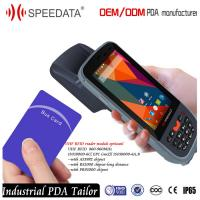 4.5 inch 860-960MHZ UHF Rugged Wireless RFID Card Reader 3M Range Manufactures