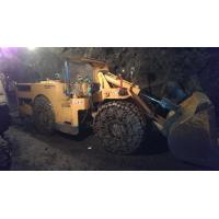 China Chisel Engine Lhd Load Haul Dump For Underground Mining CE / ISO9001 on sale