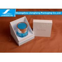 Offset Printing Paper Cosmetic Packaging Boxes , Skin Care Cream Packing Boxes Manufactures