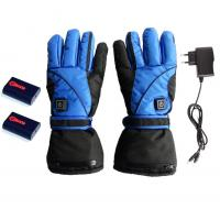 Buy cheap 7.4v Battery Heated Gloves with 3-level Temperature Adjustable from wholesalers