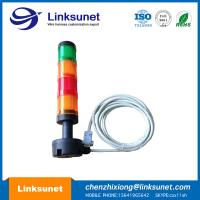 4 Layer Waterproof LED Signal Tower Light LIYY 6C - 0.25 Cable PVC Material Manufactures