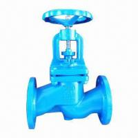 DIN Cast Steel Globe Valve with Handwheel Operating Manufactures