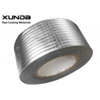 Durable Self Adhesive Bitumen Tape 300% Elongation Aluminum Foil Flashing Tape Manufactures
